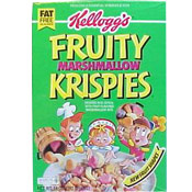 Fruity Marshmallow Krispies