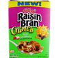Raisin Bran Crunch: Apple Strawberry