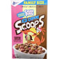 Cocoa Puffs Ice Cream Scoops