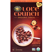 Love Crunch: Dark Chocolate & Peanut Butter
