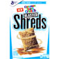 Blasted Shreds: Cinnamon Toast Crunch