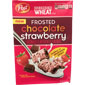 Frosted Shredded Wheat: Chocolate Strawberry