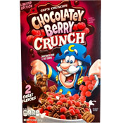 Chocolatey Berry Crunch
