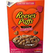 Reese's Puffs Hearts
