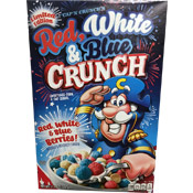 Red, White & Blue Crunch