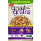 Great Grains: Raisin Cluster Crunch