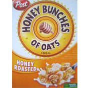 Honey Bunches of Oats: Honey Roasted