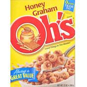 Honey Graham OHS Cereal