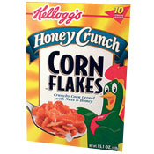 Honey Crunch Corn Flakes
