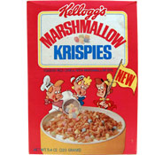 Marshmallow Krispies