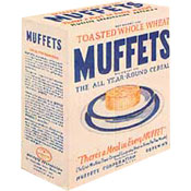 Muffets Shredded Wheat