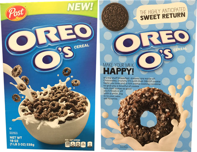 Oreo O's Cereal Return in 2017