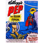 pep cereal I don't know when they quit making pep cereal - or changed the name to something else, but these advertisements from 1939 and 1941 caught my eye.
