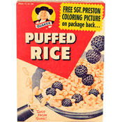 Puffed Rice (Quaker)