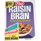 Raisin Bran (Post)