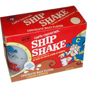 Ship Shake Cap'n Crunch Liquid
