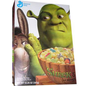 Shrek's (Not Donkey's)