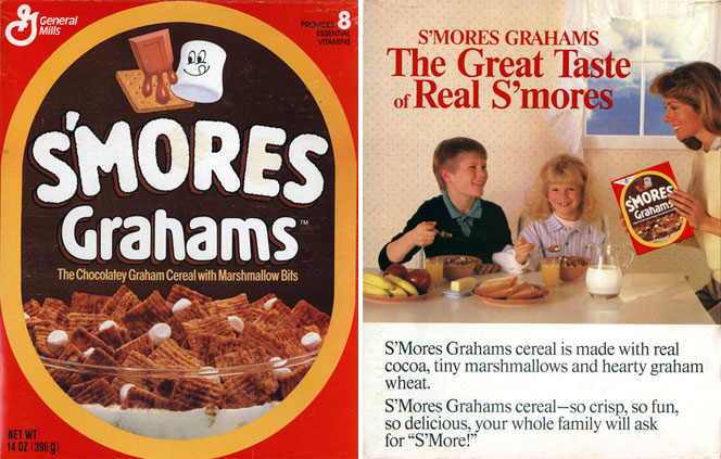 S'mores Grahams Cereal Profile
