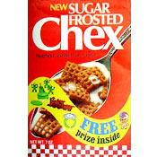 Sugar Frosted Chex