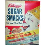 Sugar Smacks Cereal   MrBreakfast.com