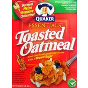 Toasted Oatmeal - Brown Sugar