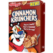 Tony's Cinnamon Krunchers