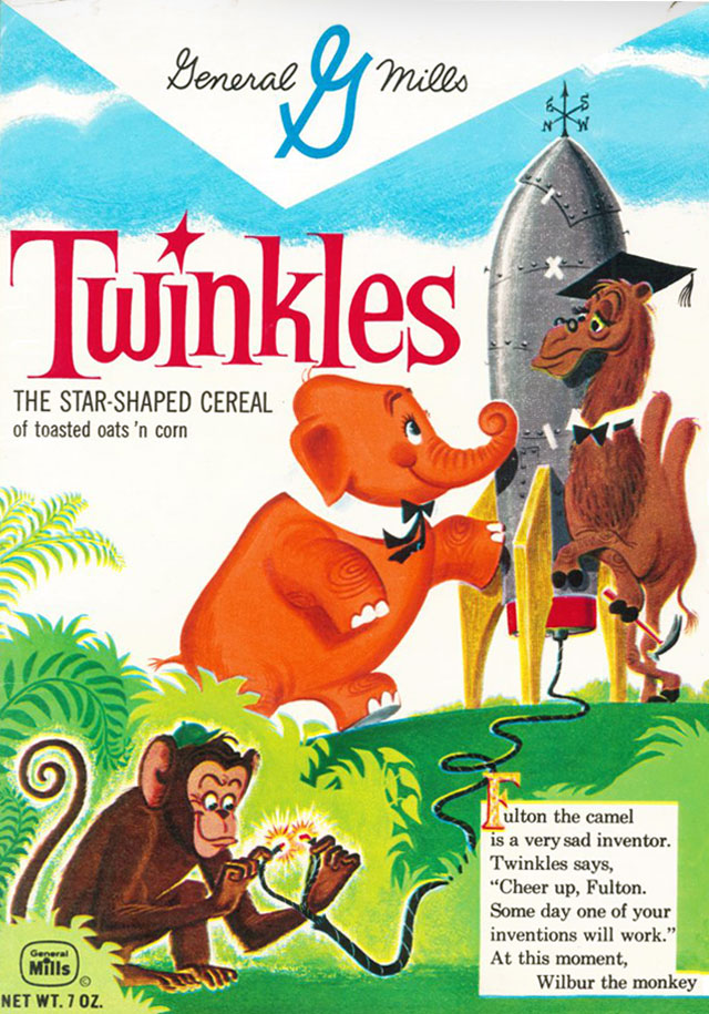 Twinkles Cereal Profile