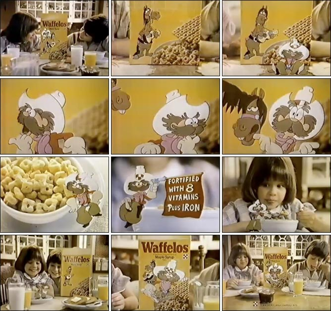 Introducing Waffelos Commercial
