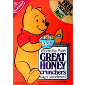 Winnie-The-Pooh Great Honey Crunchers