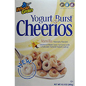 Yogurt Burst Cheerios - Vanilla