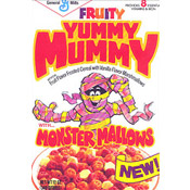 Yummy Mummy Cereal