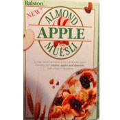 Almond Apple Muesli