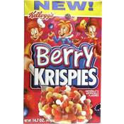Berry Krispies