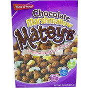 Chocolate Marshmallow Mateys