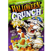 halloween crunch capn crunch - Captain Crunch Halloween