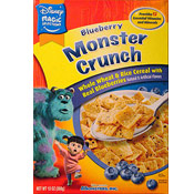 Blueberry Monster Crunch
