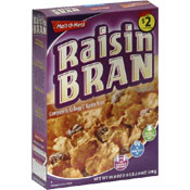 Raisin Bran (Malt-O-Meal)