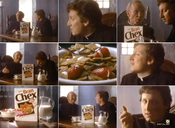 1987 Bran Chex TV Commercial