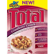 Total: Cranberry Crunch