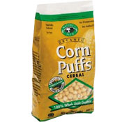Cereal corn puffs