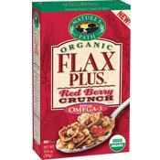 Flax Plus Red Berry Crunch