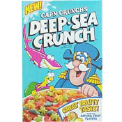 Deep-Sea Crunch (Cap'n Crunch)