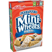 Frosted Mini-Wheats: Big Bite Cereal