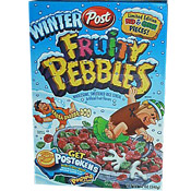 Winter Fruity Pebbles