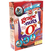 Grape-Nuts O's