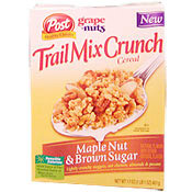 Grape-Nuts Trail Mix Crunch: Maple Nut & Brown Sugar