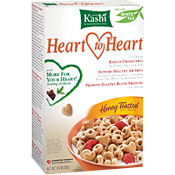 Heart To Heart: Honey Toasted