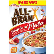 All-Bran Strawberry Medley