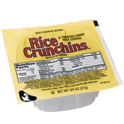 Rice Crunchins