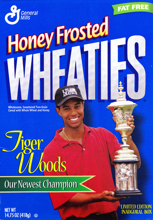 Honey Frosted Wheaties Cereal